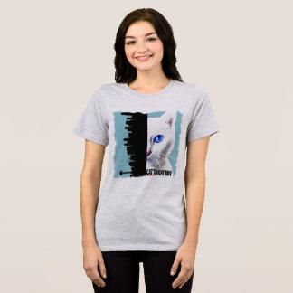 Cat's Anatomy woman t-shirt