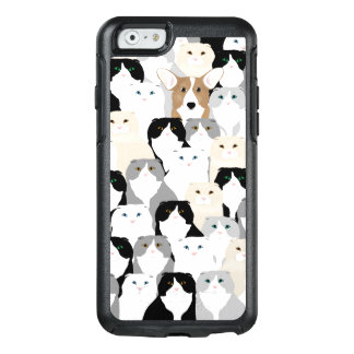 Cats and Dogs OtterBox Apple iPhone 6/6s Case