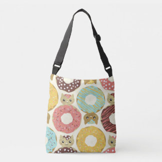 CATS AND DONAS  All-Over-Print Cross Body Bag