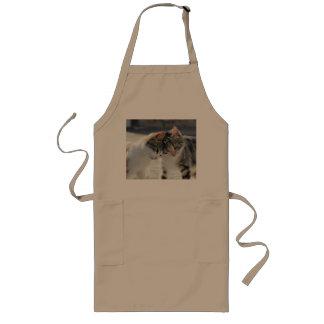 cats long apron