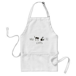 cats standard apron