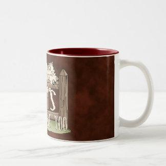 Cats are People Too Coffee Mug