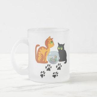 Cats At Play Mugs