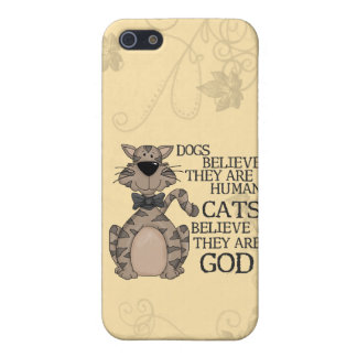 Cats Believe iPhone 5 Case