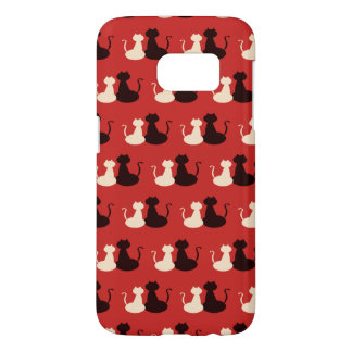 Cats Case-Mate Barely There Samsung Galaxy S7