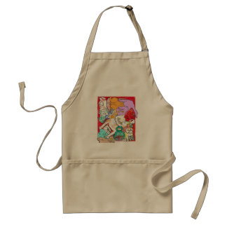 Cats, Cats and More CATS Standard Apron