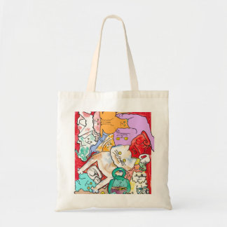 Cats, Cats and More CATS Tote Bag
