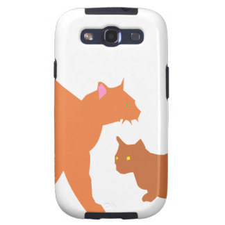Cats cats galaxy s3 cover