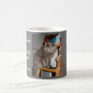 Cat's Coffee Mug