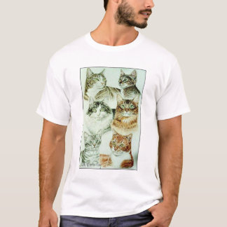 Cats Collage Tee