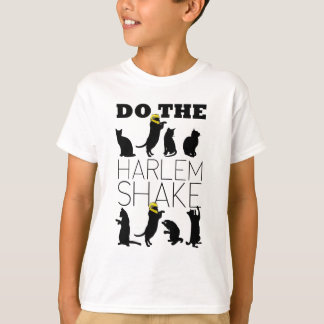 Cats doing the Harlem Shake T-Shirt