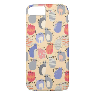 Cats Everywhere iPhone 7 Case