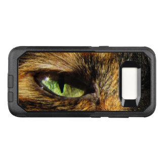 Cats Eye Animal OtterBox Galaxy S8 Case