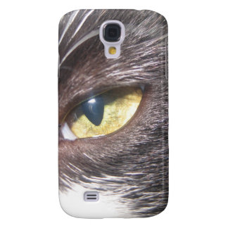 cat's eye samsung galaxy s4 cover