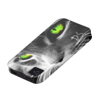 Cats Eye Vibe iPhone 4 Covers
