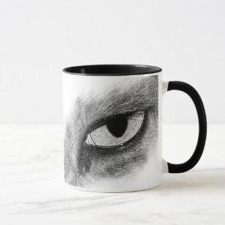 Cat's eye mug