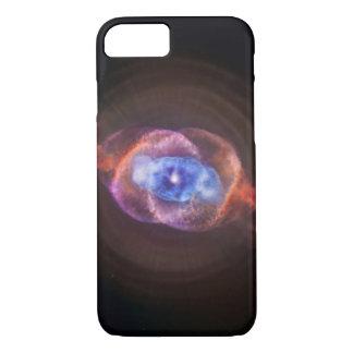 Cat's Eye Nebula Galaxy Sky Space Universal iPhone 7 Case
