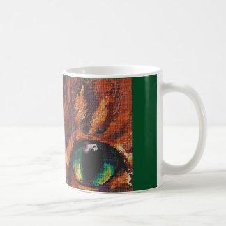 Cat's Eyes Coffee Mug