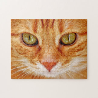 Cat's Eyes Jigsaw Puzzle