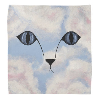 CAT'S EYES on OPEN SKY! Bandana
