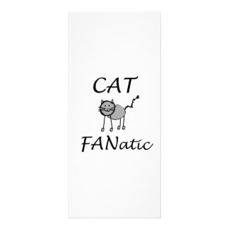 Cats fanatic rack card