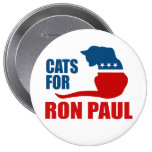 CATS FOR RON PAUL PIN