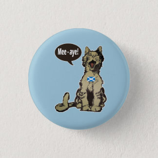 Cats for Scottish Independence Badge