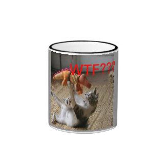 cats funny coffee mugs