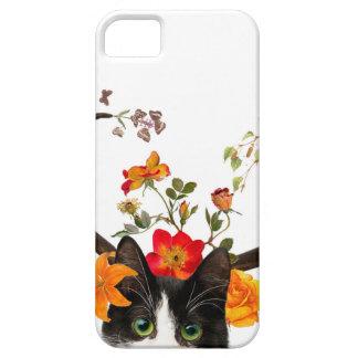 Cat's Horns iPhone 5 Case