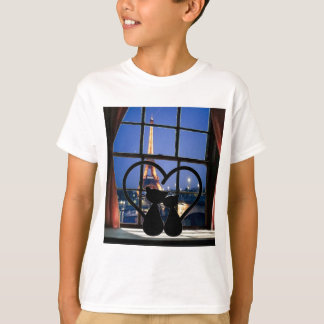 cats in   love in Paris Shirt