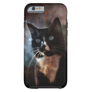 Cats in space tough iPhone 6 case