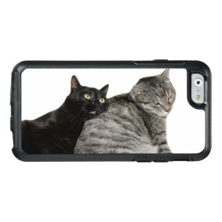 Cats love OtterBox iPhone 6/6s case