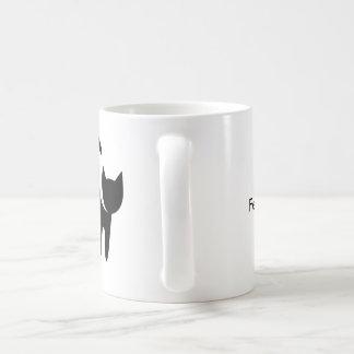 Cats Masterpiece Basic White Mug
