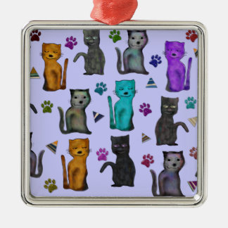 Cats Meow Christmas Tree Ornaments