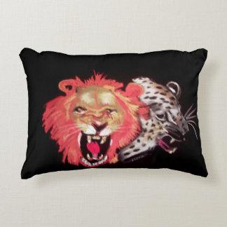 Cat's Meow pillow