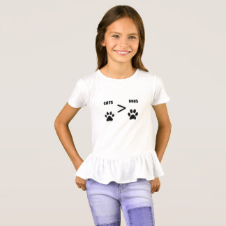 Cats or Dogs T-Shirt