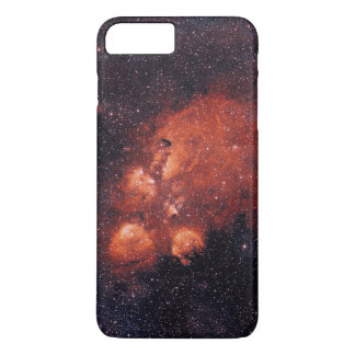 Cat's Paw Nebula NGC 6334 Bear Claw Gum 64 iPhone 7 Plus Case