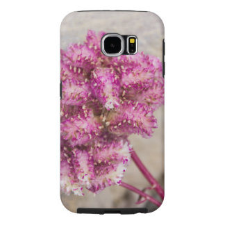 Cat's Paws Flowers Phone Case Samsung Galaxy S6 Cases