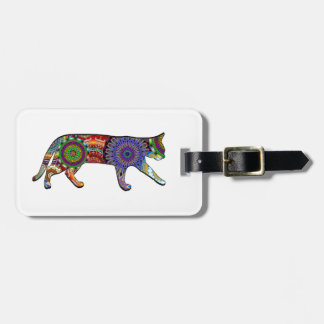 Cat's Play Luggage Tag