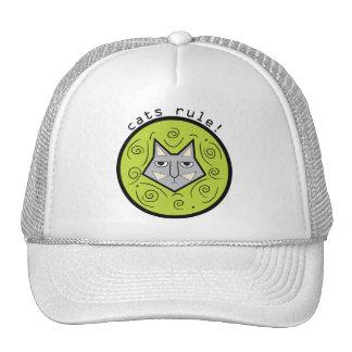 Cats Rule! Trucker Hat
