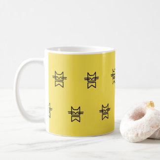 Cats tile mug