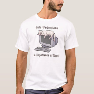 Cats Understand T-Shirt
