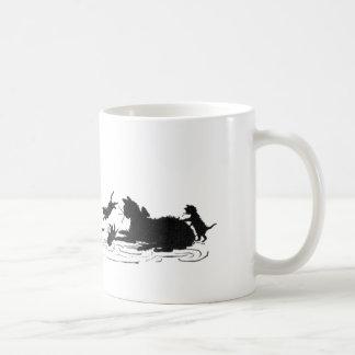Cats with Kittens Mug. Coffee Mug