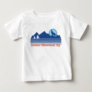 Catskill Mountains NY Baby T-Shirt