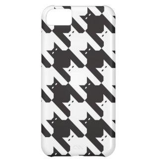 CatsTooth Pattern iPhone 5C Case