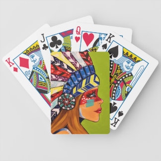 Cattail Kali Bicycle Playing Cards