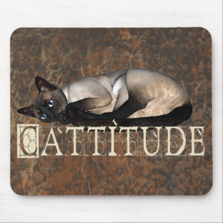 Cattitude Mouse Pads