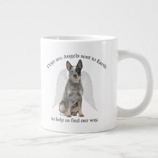 Cattle Dog Angel Jumbo Mug