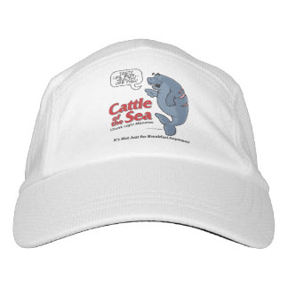 Cattle of the Sea - Max Manatee - Hat