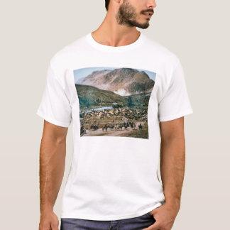Cattle Ranch, Colorado, 1899 (photo) T-Shirt
